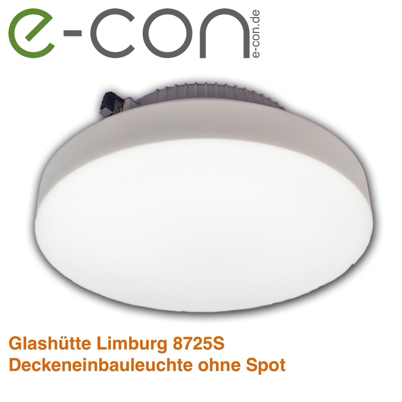 Glashütte Limburg Titel 8725S