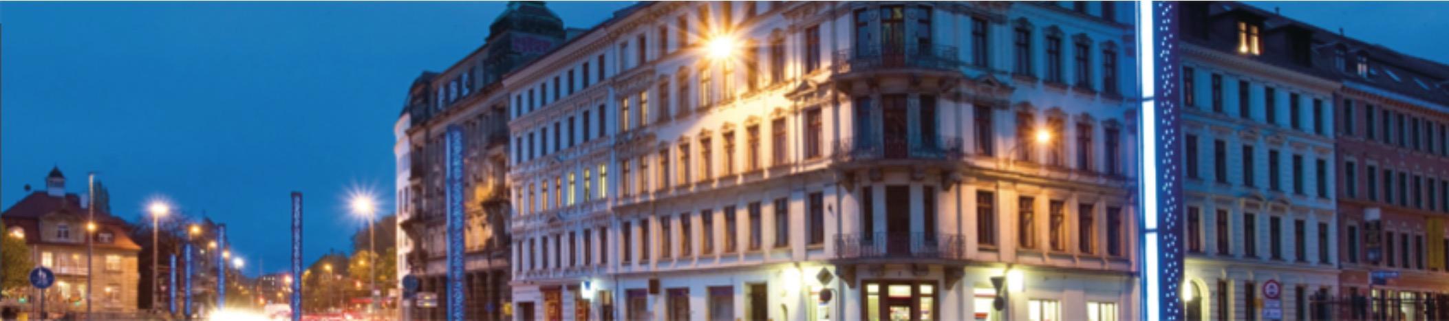 LED Strassenlicht Straßenbeleuchtung e-con GmbH